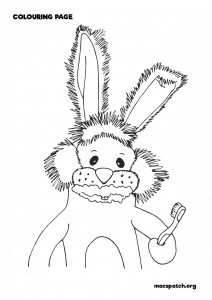 Jack Rabbit - Brushing Teeth